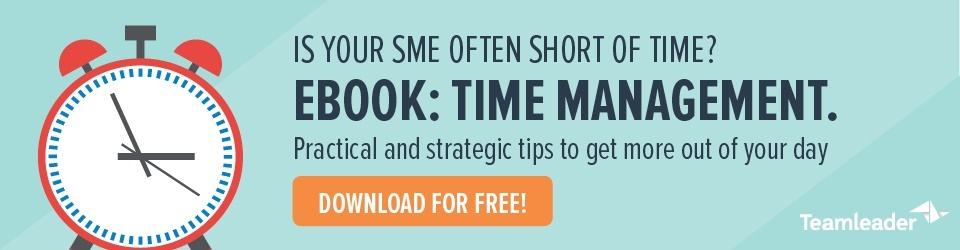 time management SMEs ebook