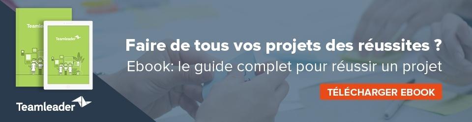 ebook: le guide complet pour réussir un projet