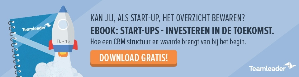 ebook: start-ups en crm investeren in je toekomst.
