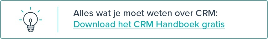Leer meer over CRM-software: download het CRM handboek nu