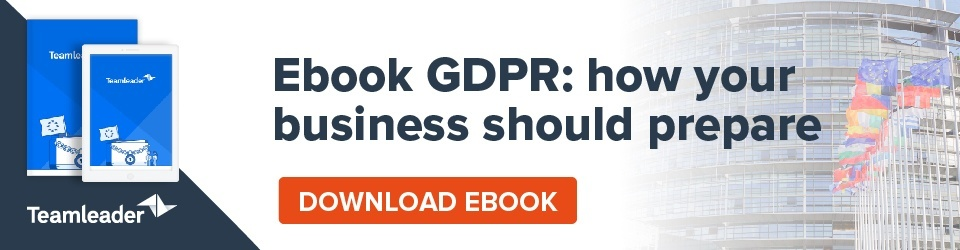ebook GDPR: how your business should prepare