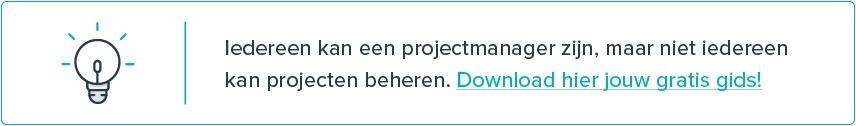 De kunst van projectmanagement beheersen? Download je gratis e-book: de basis van projectmanagement.