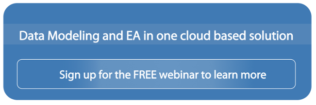 Data Modeling and EA in one cloud based solution