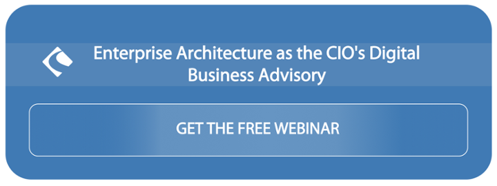Enterprise Architecture as the CIO's Digital Business Advisory