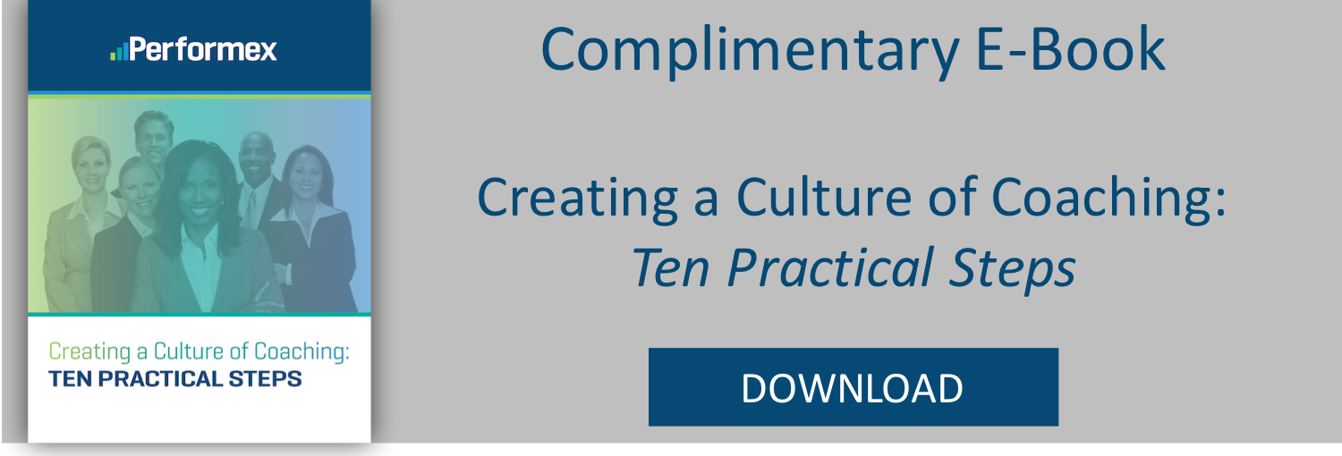 Culture Coaching: Download Complimentary E-book