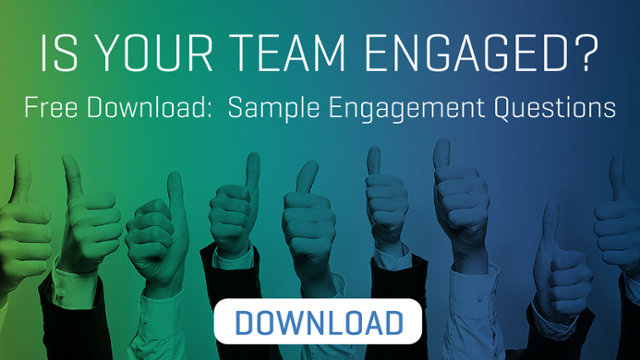 Sample Employee Engagement Questions - Free Download
