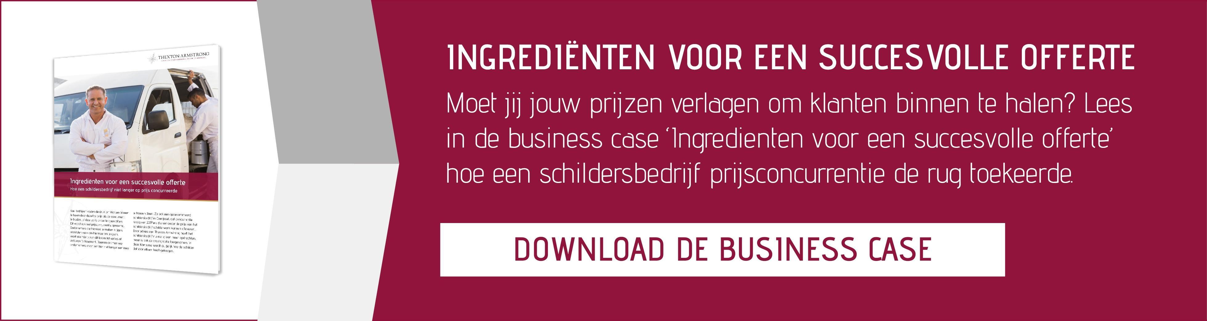 Download de business case