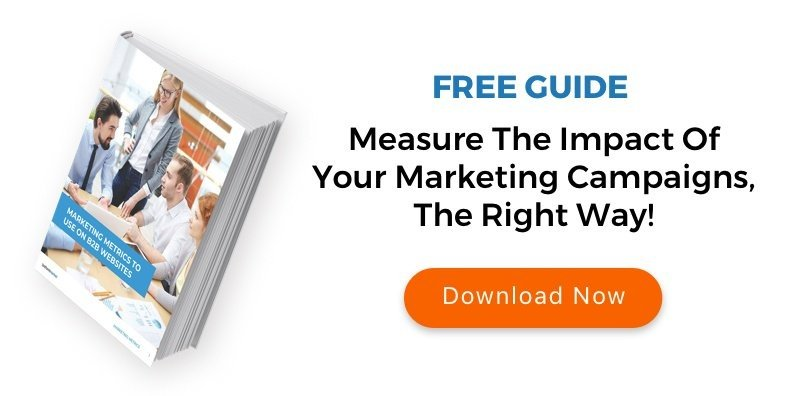 Free Guide - Measure the impact of your marketing campaign