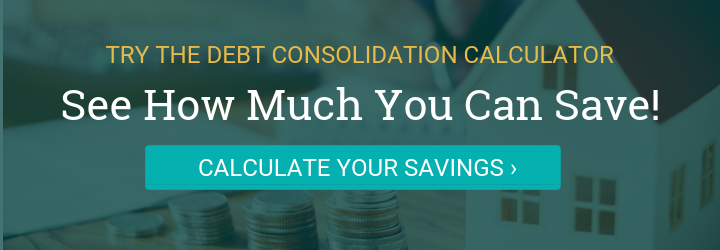 try the debt consolidation calculator