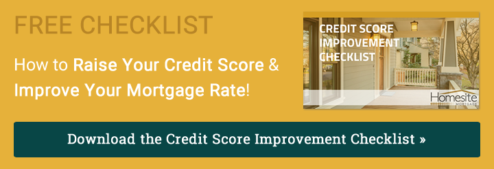 Download Credit Score Improvement Checklist