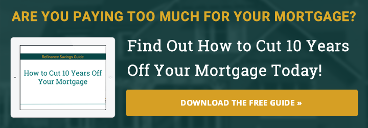 Cut 10 Years Off Your Mortgage Through Refinancing