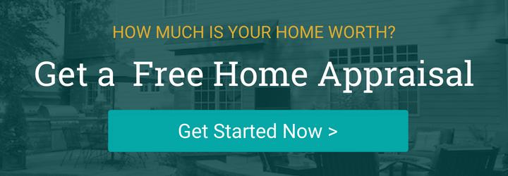 free home appraisal CTA