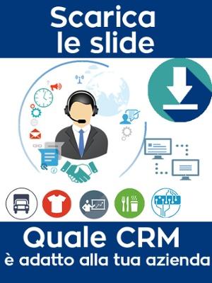 CRM per aziende: quale CRM è adatto alla tua azienda