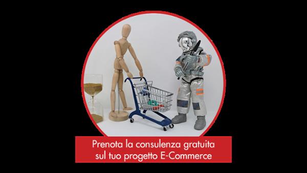 Consulenza gratuita 1 ora E-Commerce