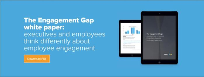 Employee Engagement Gap