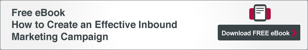Download our eBook about how to create an effective inbound marketing camapign