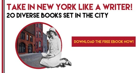 20 Diverse Books Set in New York City -- download the free ebook now!