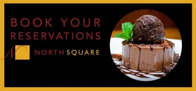 book your reservations at North Square