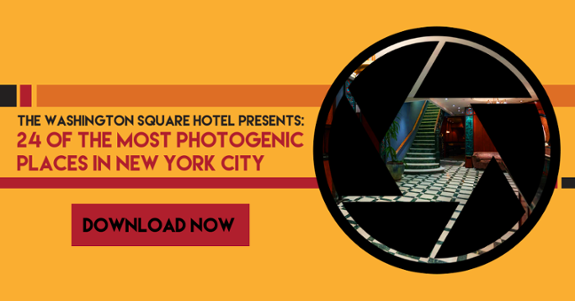Most Photogenic Places in NYC -- download the free ebook now!