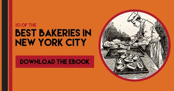 Best NYC Bakeries - Download the free ebook!