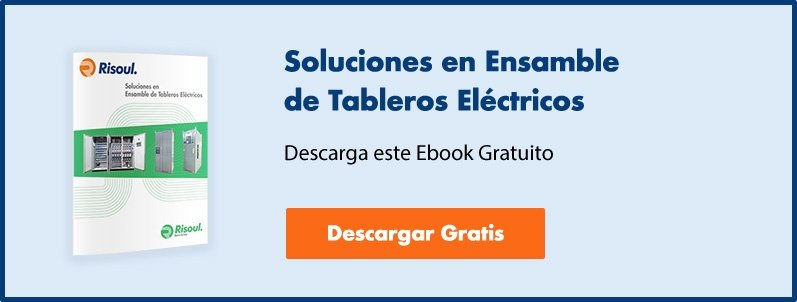 Descargar Ebook - Soluciones en Ensamble de Tableros Eléctricos