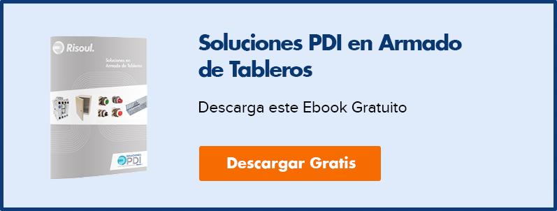 Catálogo de soluciones PDI en Armado de Tableros