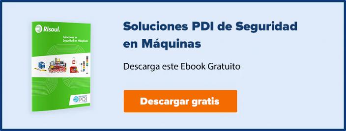 Soluciones PDI de Seguridad Máquinas