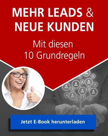 Jetzt kostenloses E-Book zum Inbound-Marketing herunterladen!