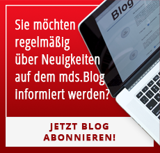 mds Blog subscription