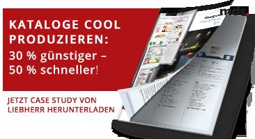 Casestudy Liebherr Kataloge