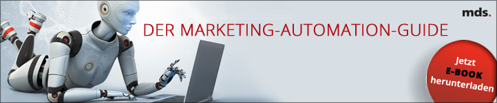 Der Marketing-Automation-Guide als E-Book