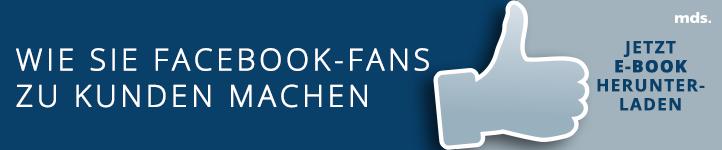 Nutzen Sie Facebook voll aus – jetzt E-Book herunterladen!