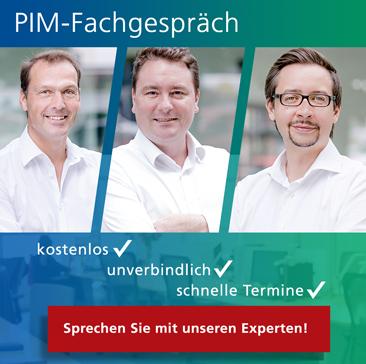 PIM-Beratung - Fragen Sie unsere Experten!