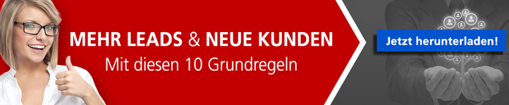Inbound-Marketing-Grundregeln