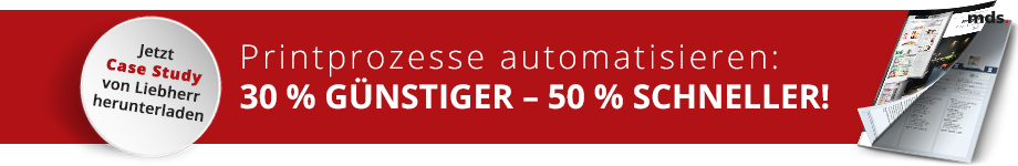 Case Study – Printautomatisierung bei Liebherr