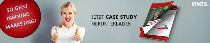Inbound Marketing mit der mds – die Case Study zum Herunterladen!