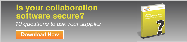 10 questions to ask your supplier about cloud collaboration software