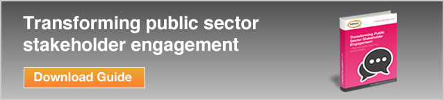 Transforming Public Sector Stakeholder Engagement