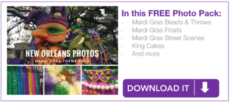 Click here to download New Orleans Mardi Gras Photos