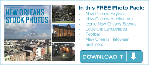 Download the FREE New Orleans Fall Stock Photo Pack