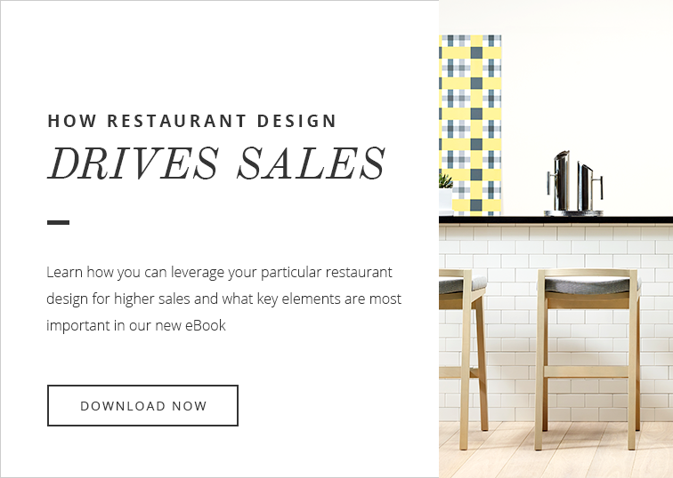 How Restaurant Design Drives Sales