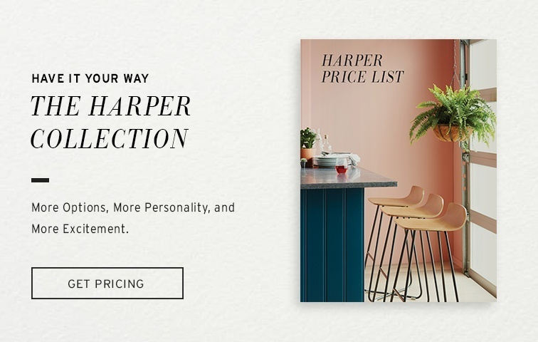 Download the Harper Price List