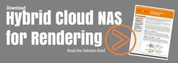 Hybrid Cloud NAS for Rendering
