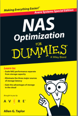 NAS Optimization for Dummies