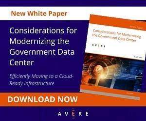 White Paper - Modernizing the Government Data Center