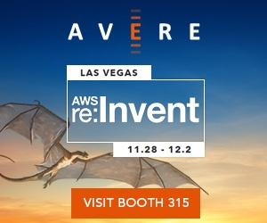 Avere at AWS re:Invent 2016