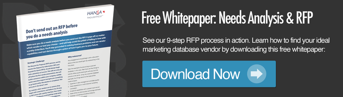 RFP Analysis Whitepaper: Download Now