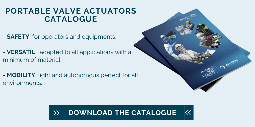Download our portable valve actuators catalogue