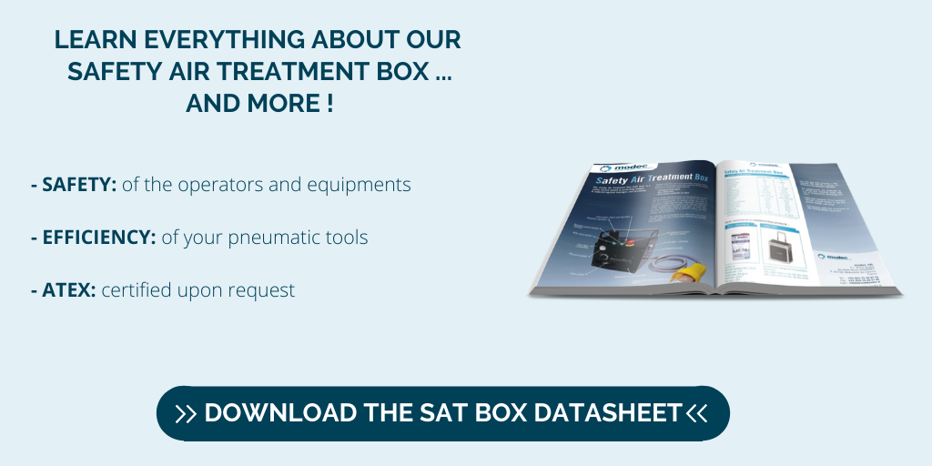 Learn everything about our safety air treatment box
