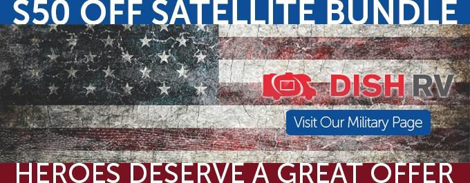 $50 Off Satellite Bundle